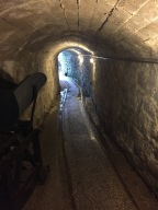 Secret Tunnels, Shipwrecks and Scones
